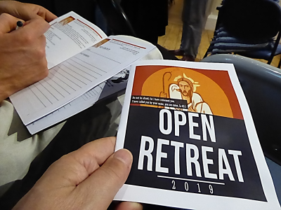 Downside, Young People Open Retreat