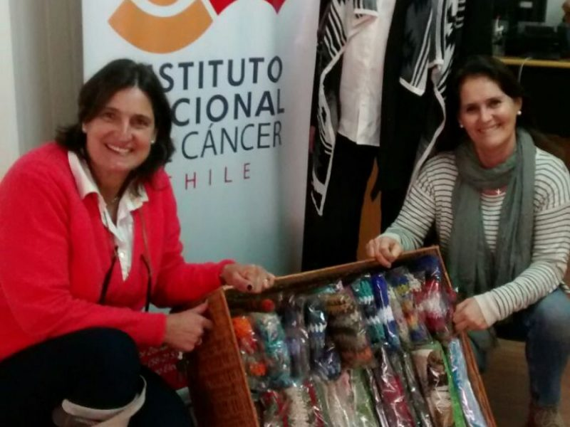 Visita al Instituto Nacional del Cancer